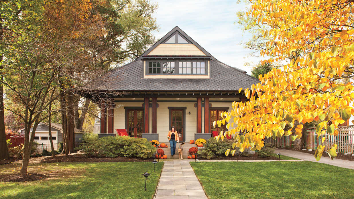 Bungalow home plans southern living for Amy ruth s home style southern cuisine