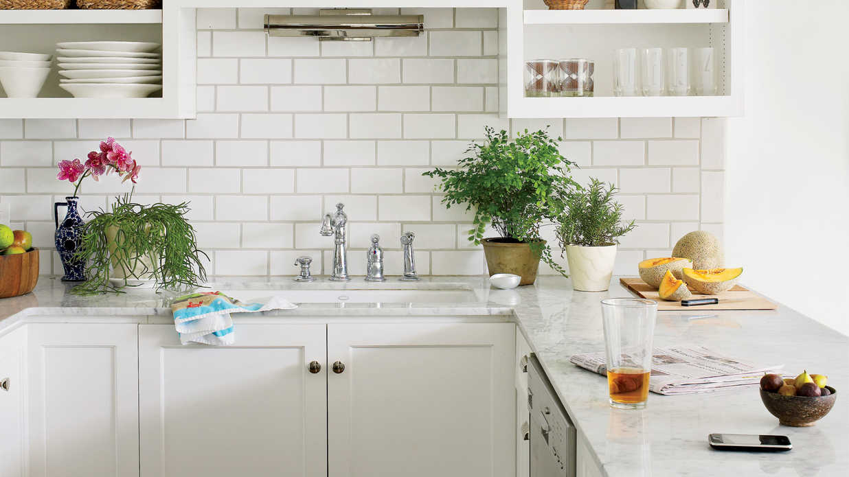 & Creative Kitchen Cabinet Ideas - Southern Living