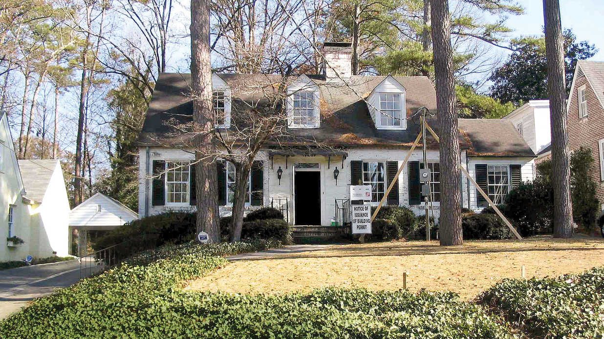 Exterior before cape cod cottage style decorating ideas southern living Two story holiday homes
