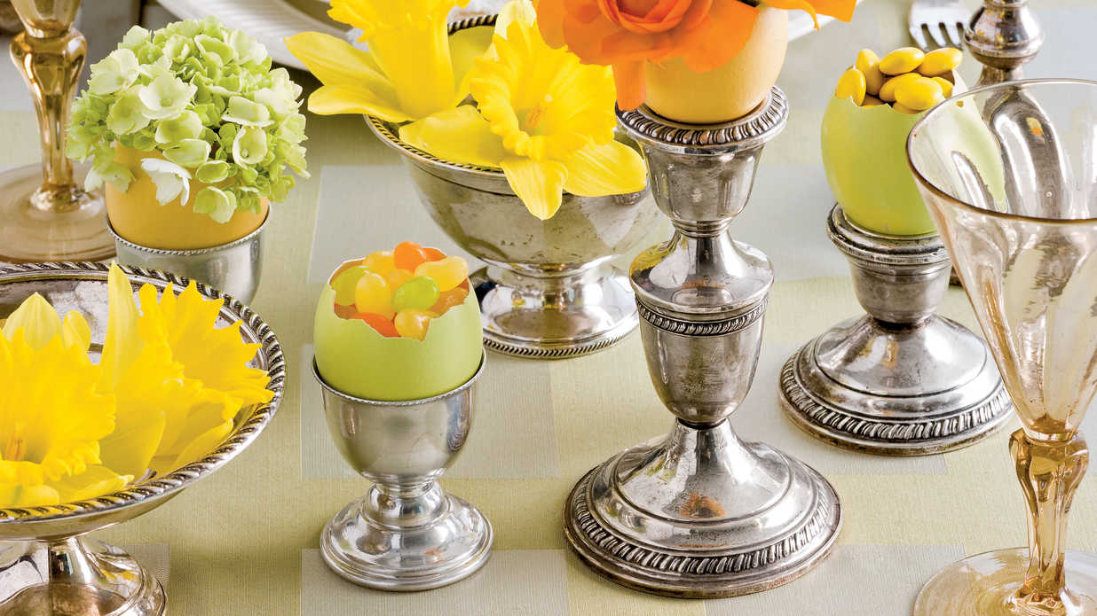idea spring table settings and centerpieces southern living