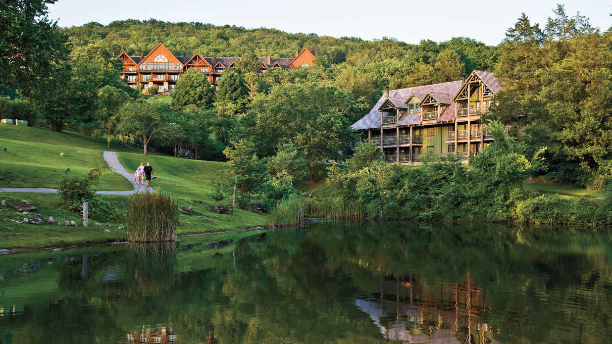 10 Secrets of Big Cedar Lodge