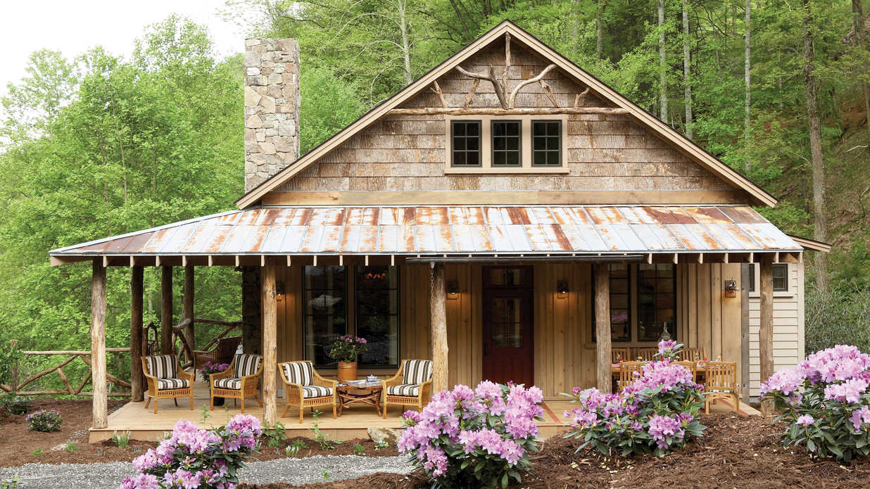 Whisper Creek Plan 1653 17 House Plans With Porches