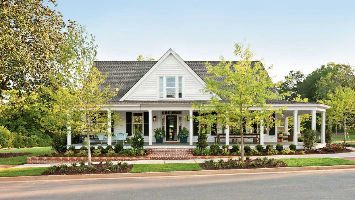 Southern living and lennox 2012 idea house southern living - Southern living house plans one story ideas ...