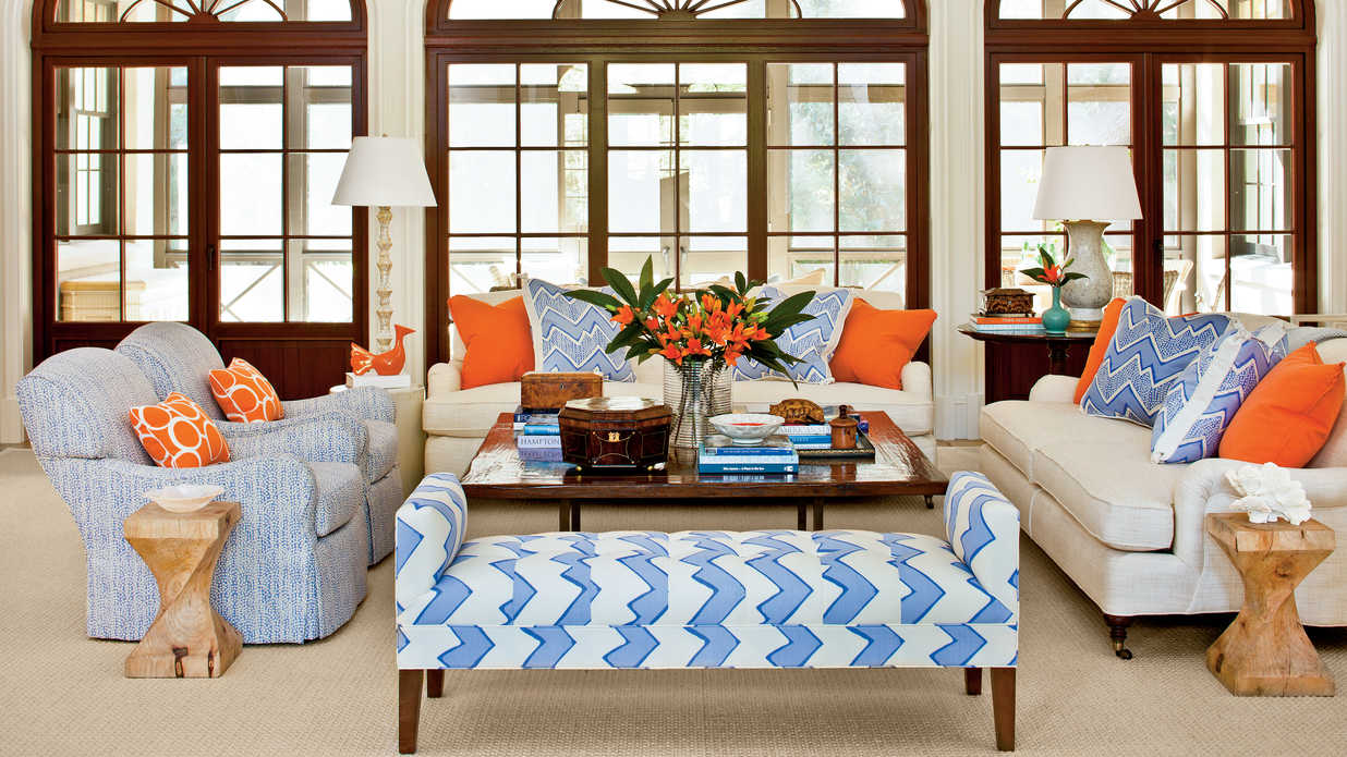 Beach House Decorating Ideas Southern Living