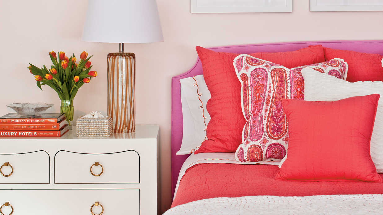 Pink And Purple Decorating Ideas