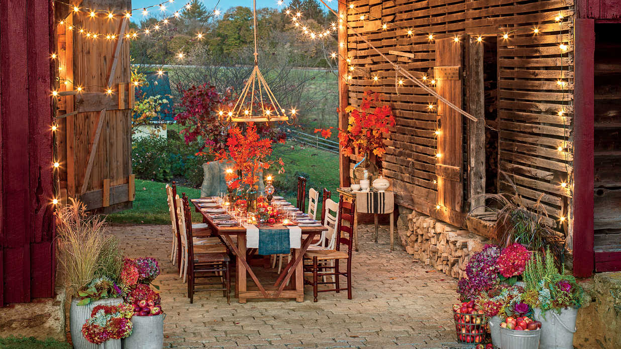 Ways To Decorate For Fall, Halloween And Thanksgiving