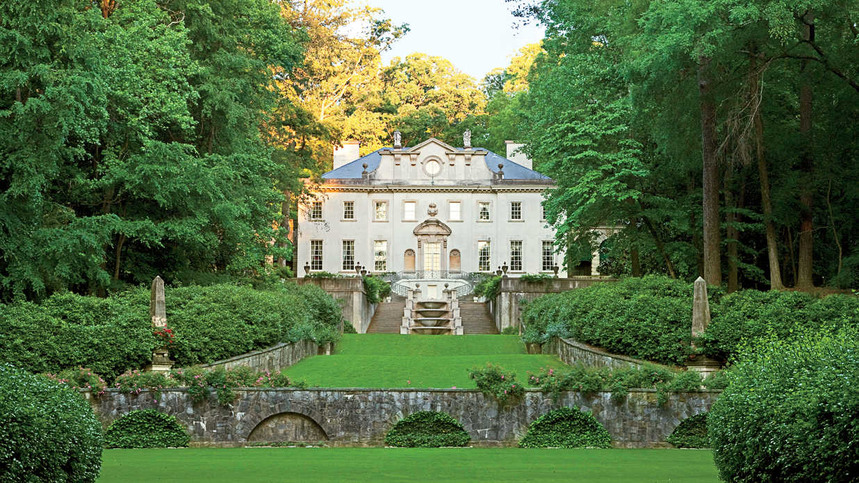 Swan House Tour The South 39 S Best Historic Homes