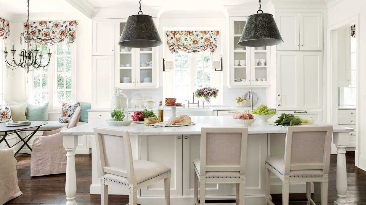 Easy Kitchen Makeover Best Before And After Home Renovations Southern Living