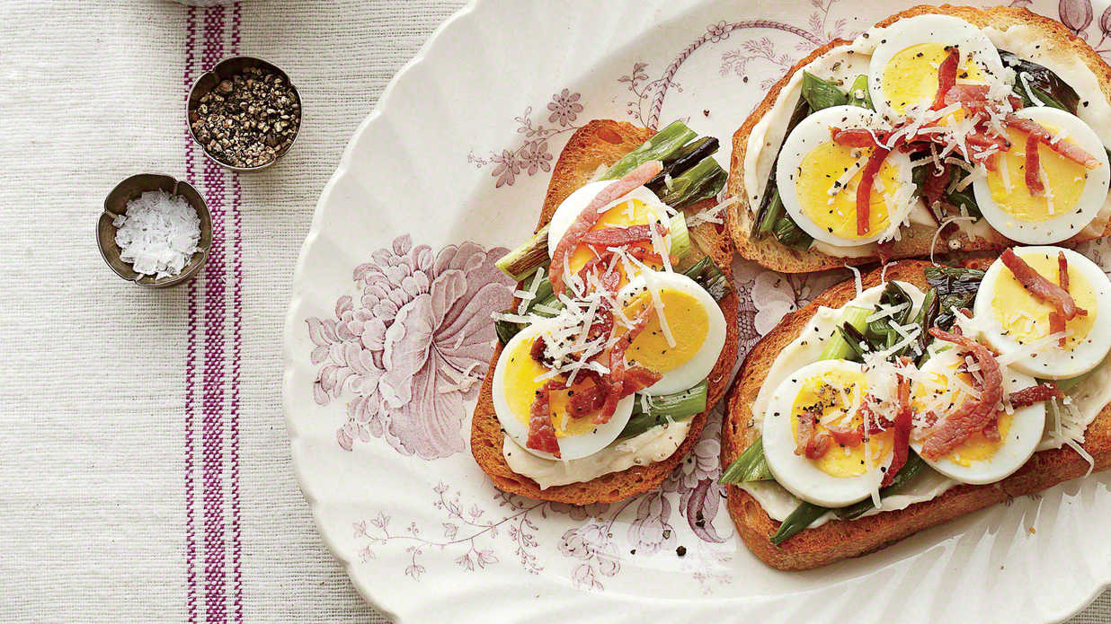 40 Recipes to Make With Hard-Boiled Eggs