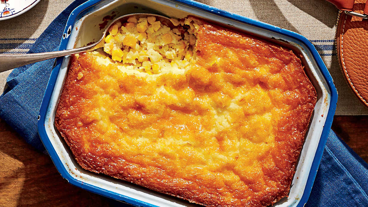 Tee's Corn Pudding Recipe