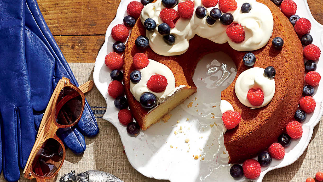 These Summer Pound Cakes are Everything We're Loving Right Now