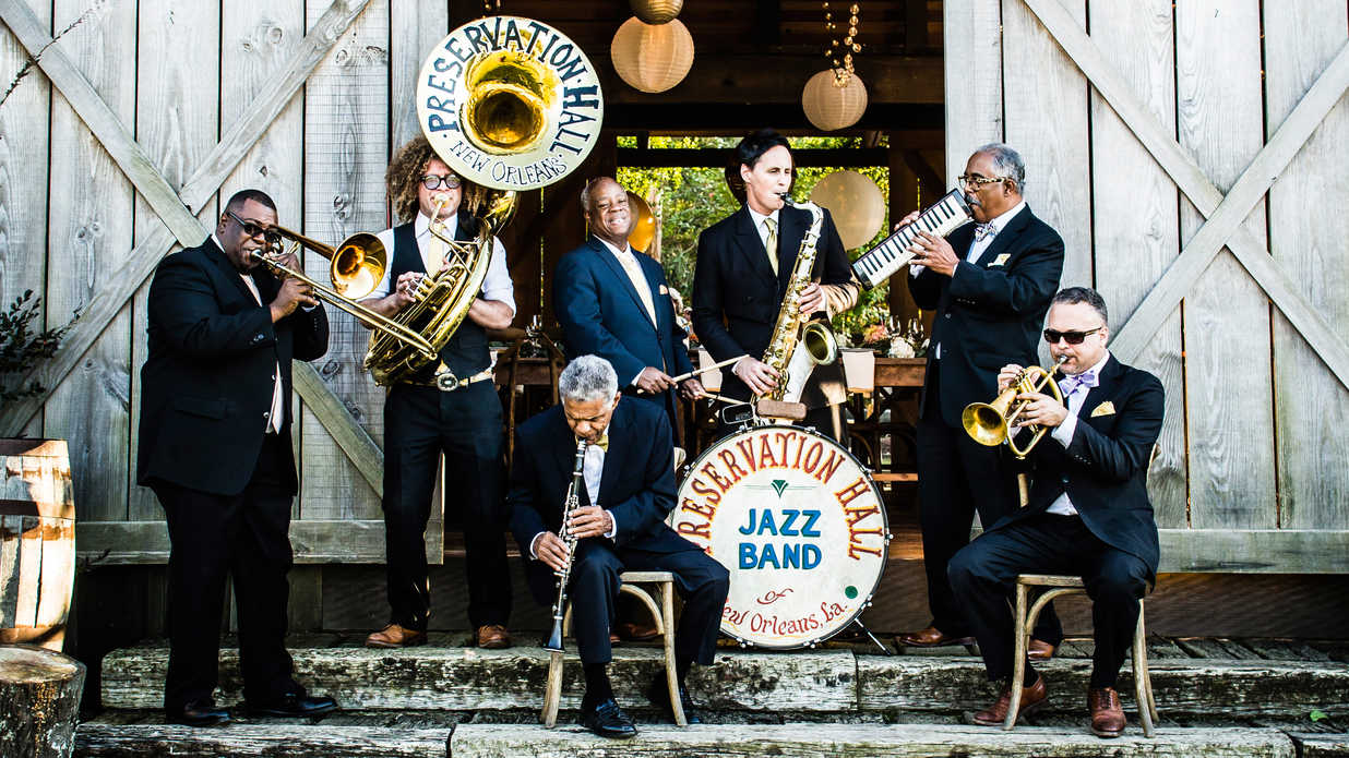 Meet The Preservation Hall Jazz Band