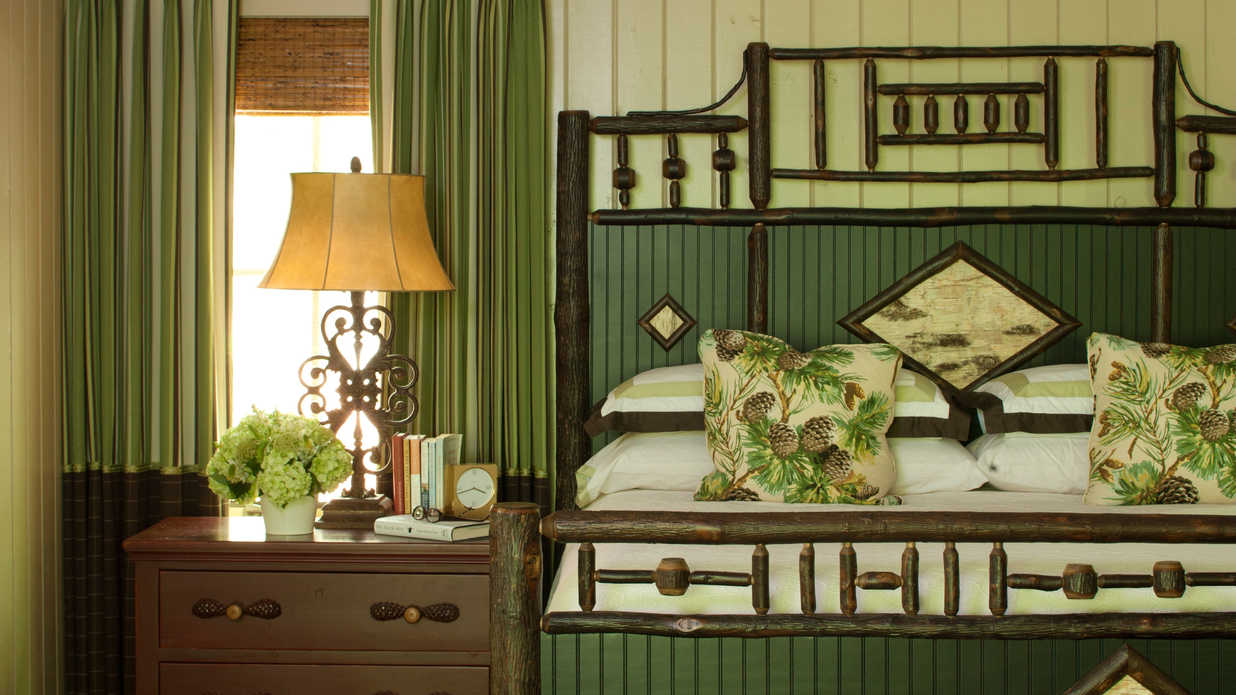 retreat gracious guest bedroom decorating ideas southern living