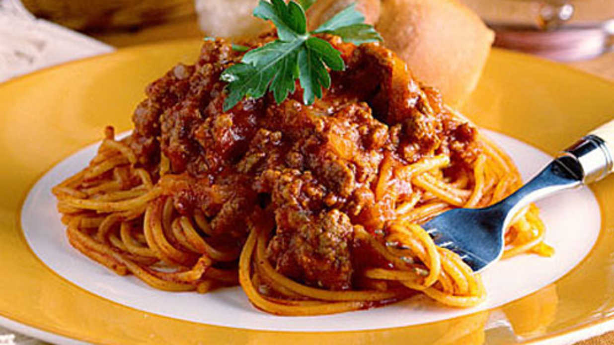 all in one spaghetti recipe southern living
