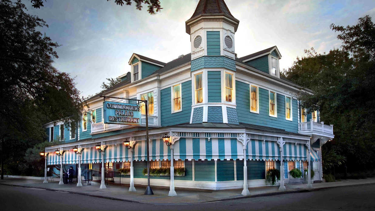 Commander s palace new orleans la best southern - New orleans garden district restaurants ...