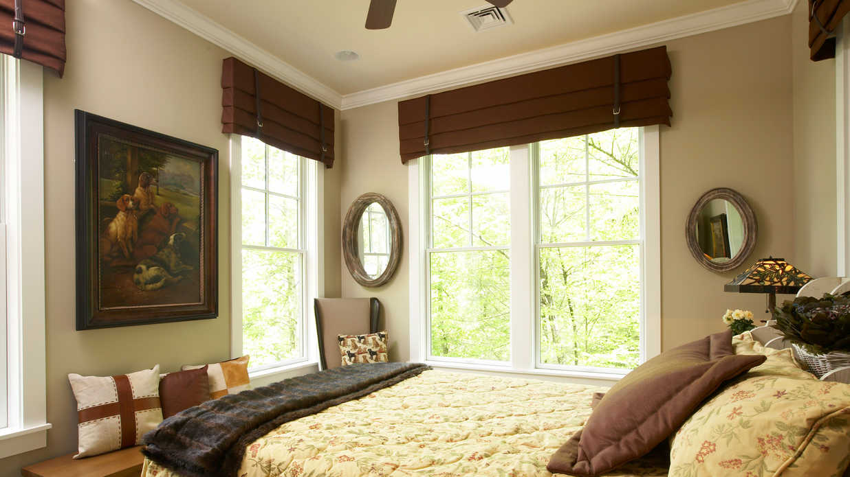 Style Guide: Bedroom Window Treatments