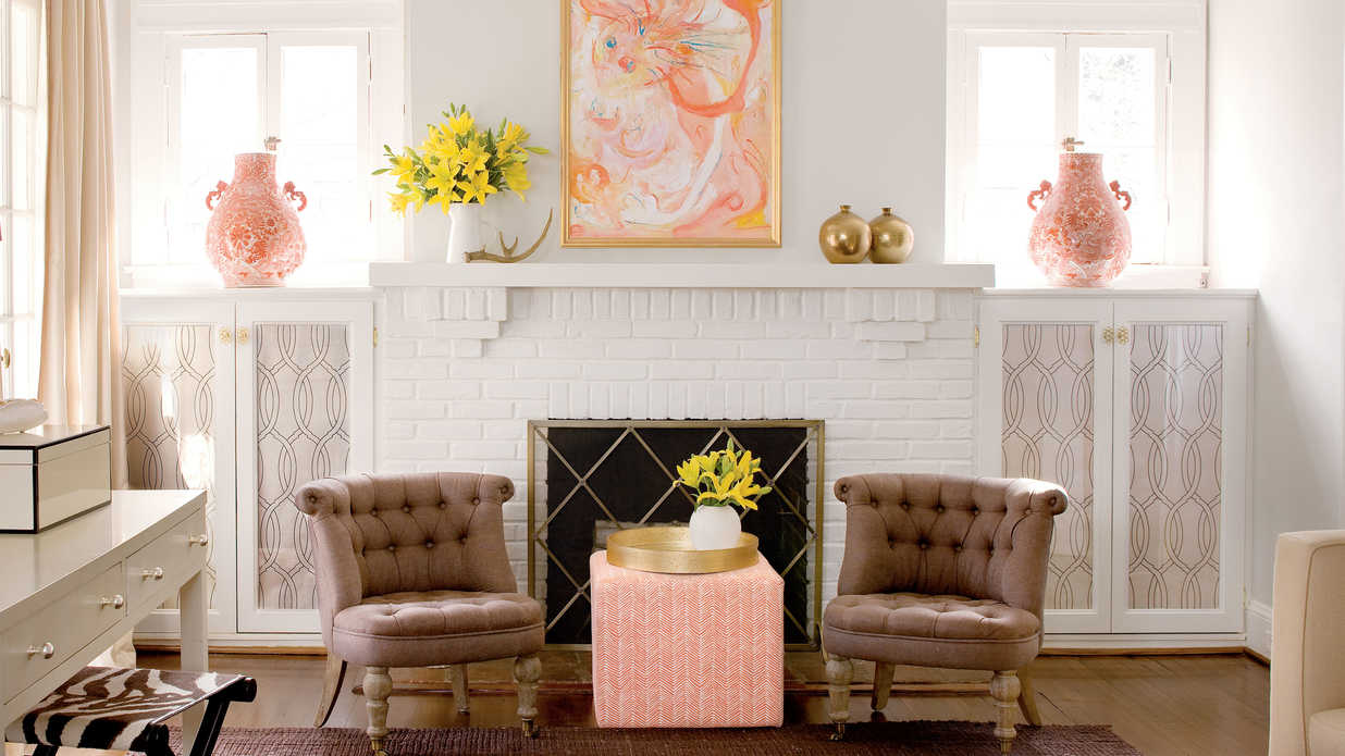 Focal Point Fireplace - 25 Cozy Ideas for Fireplace ...