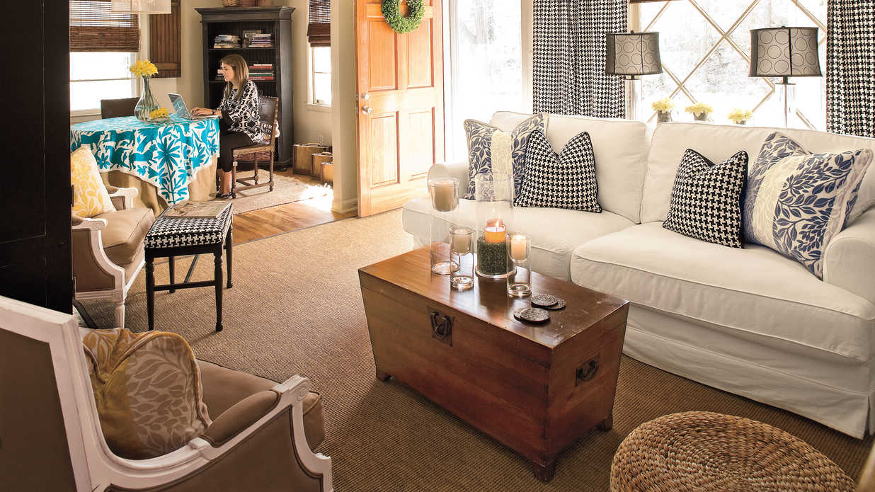 starting out with style southern living