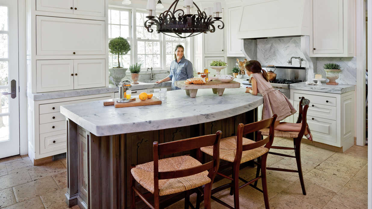 Southern Living Kitchens Dream Kitchens Southern Living