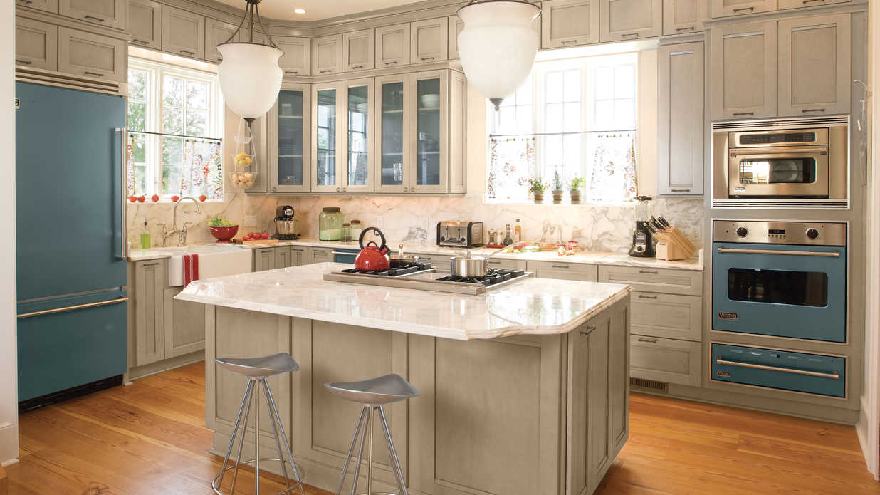 Idea House Kitchen Design Ideas - Southern Living