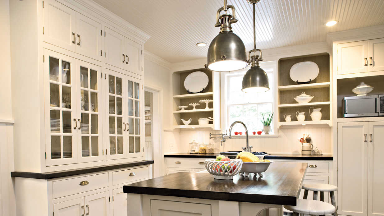 Open White Kitchen All Time Favorite White Kitchens