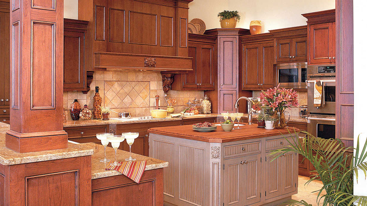 Tuscan kitchen idea house kitchen design ideas for Southern style kitchen ideas