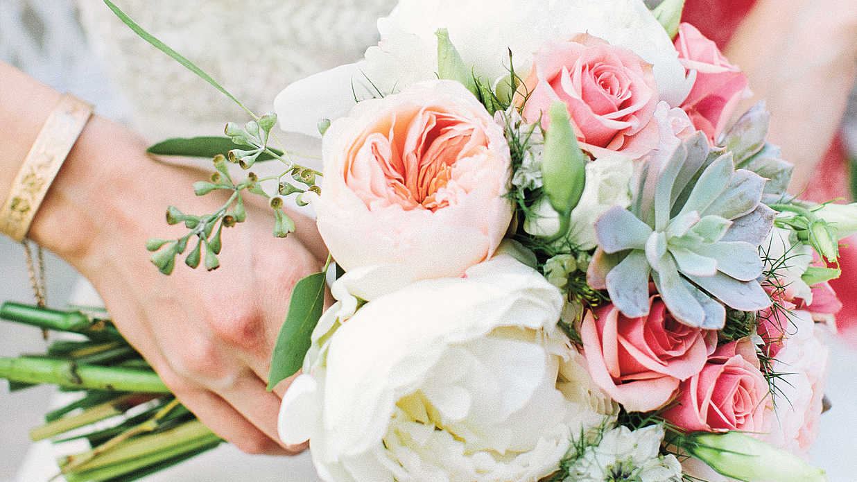 Fresh Bridal Bouquets