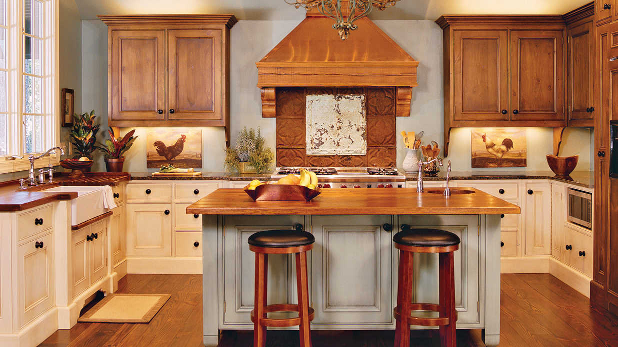 Warm Amp Inviting Our Best Cottage Kitchens Southern Living
