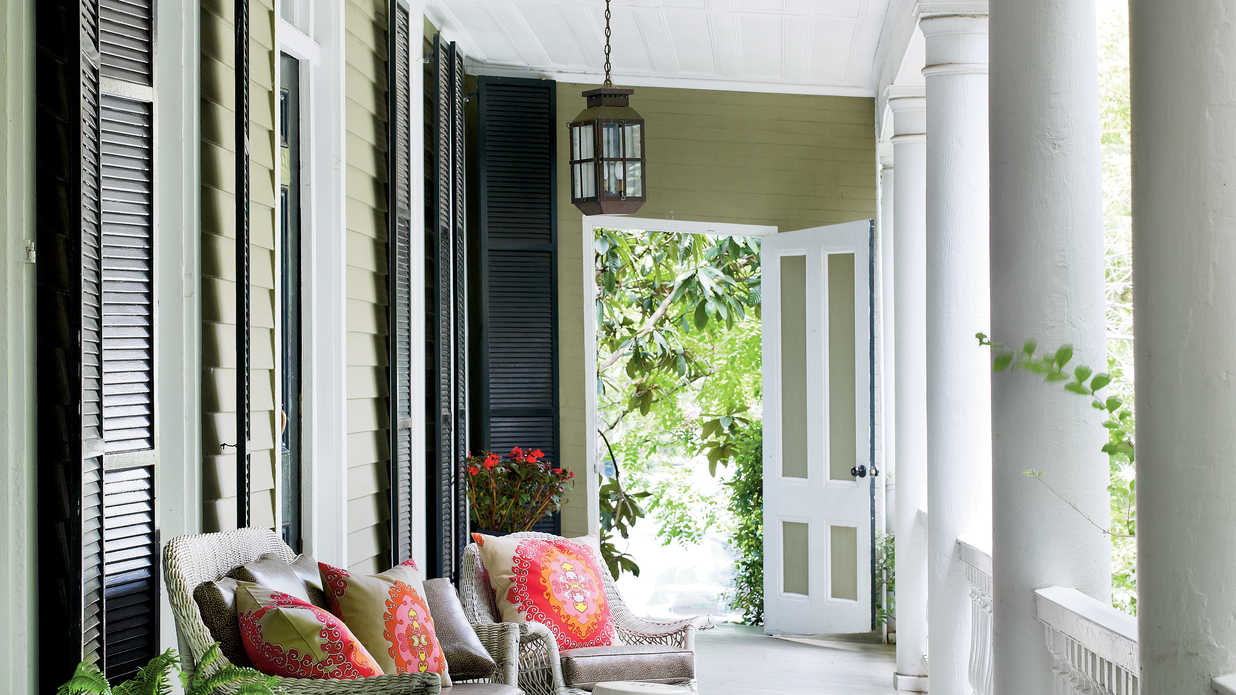 porch club makeover southern living