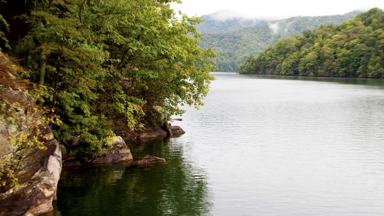 The South's Greatest Lakes