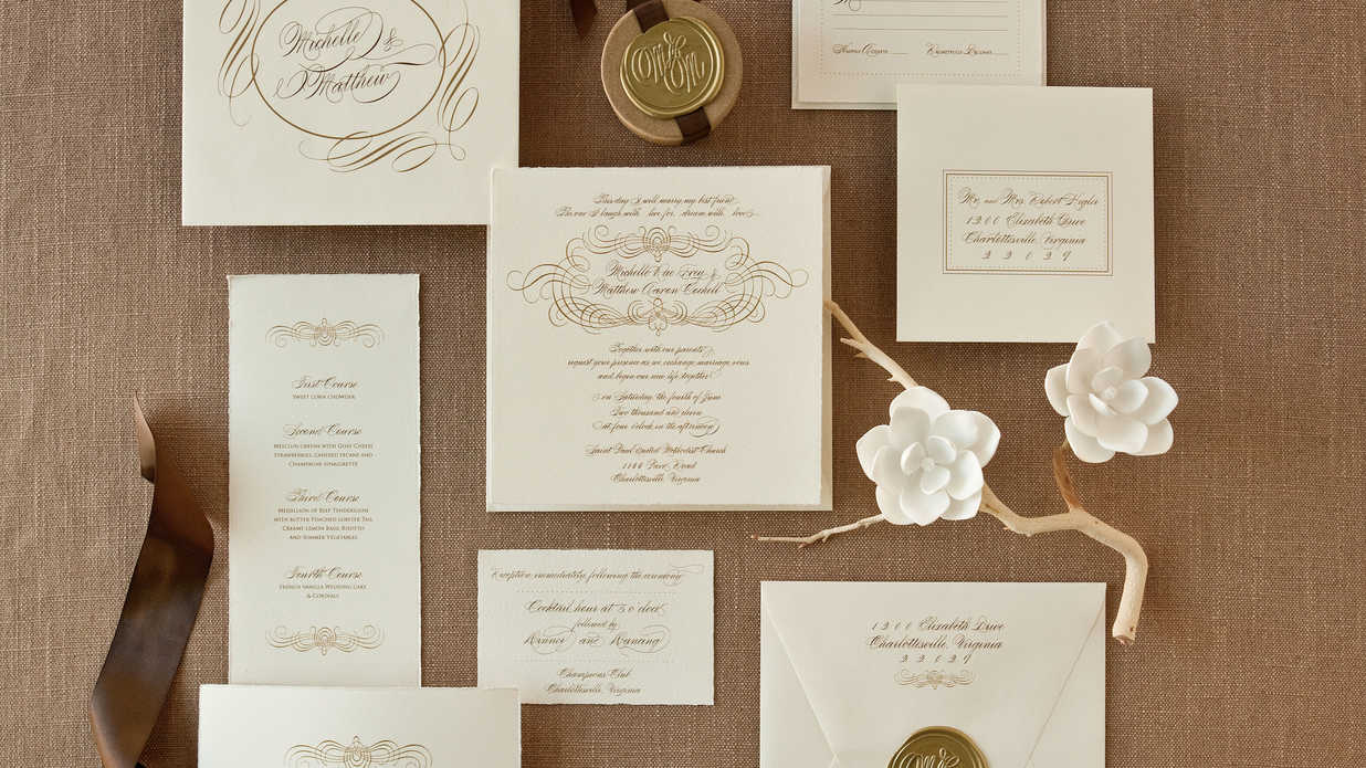 How to Address Wedding Invitations - Southern Living
