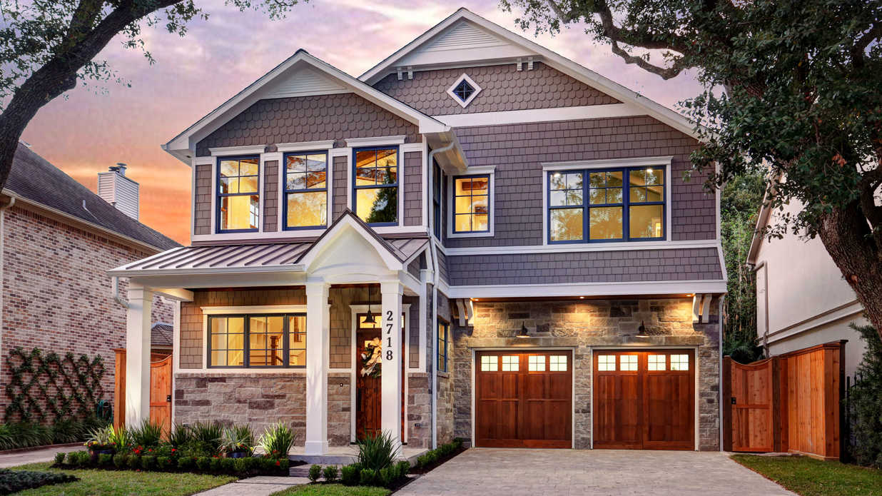 Custom builder showcase homes span the south southern living Southern living builders