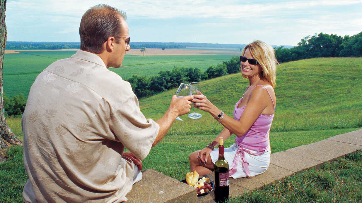 Weekend Itinerary: Missouri Wine Country