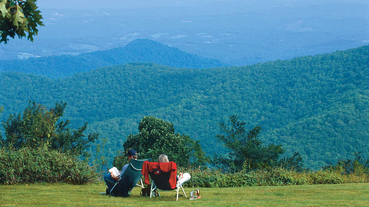 Cool Off in the Blue Ridge