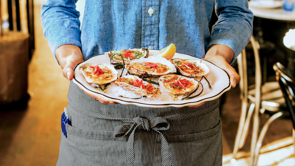 The South's Best New Restaurants in 2013