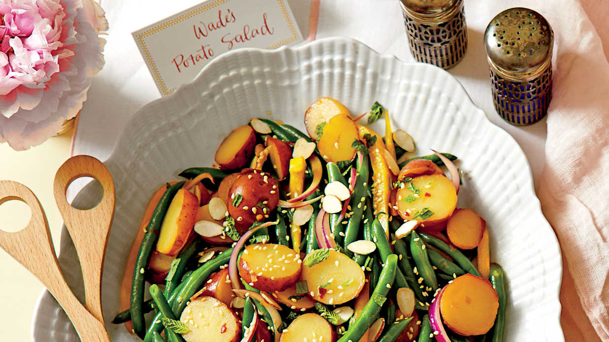 Side Dishes and Salads for Entertaining