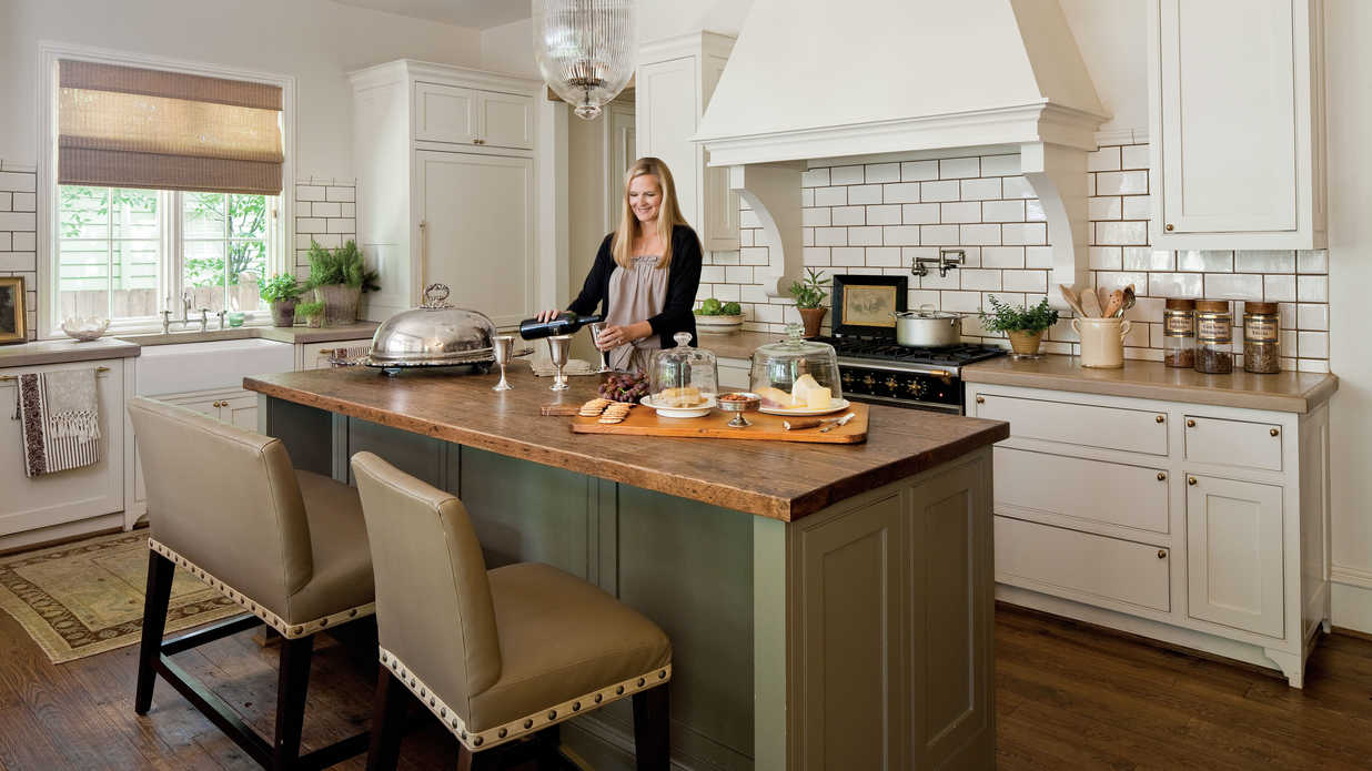Southern Living Kitchen Dream Kitchen Design Ideas Southern Living