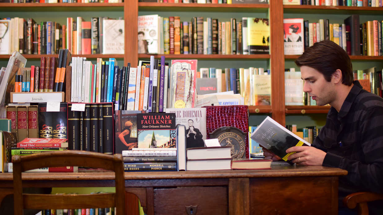 South's Best Bookstores