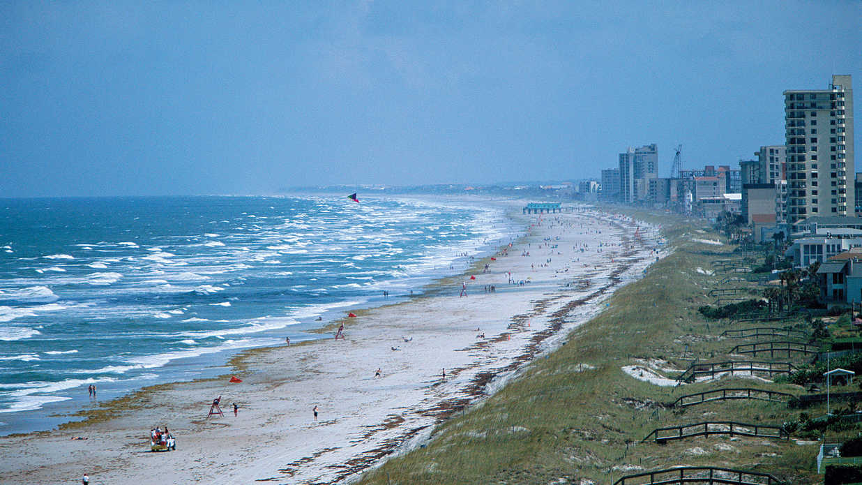 Guide To Florida S Atlantic East Coast Beaches Southern Living