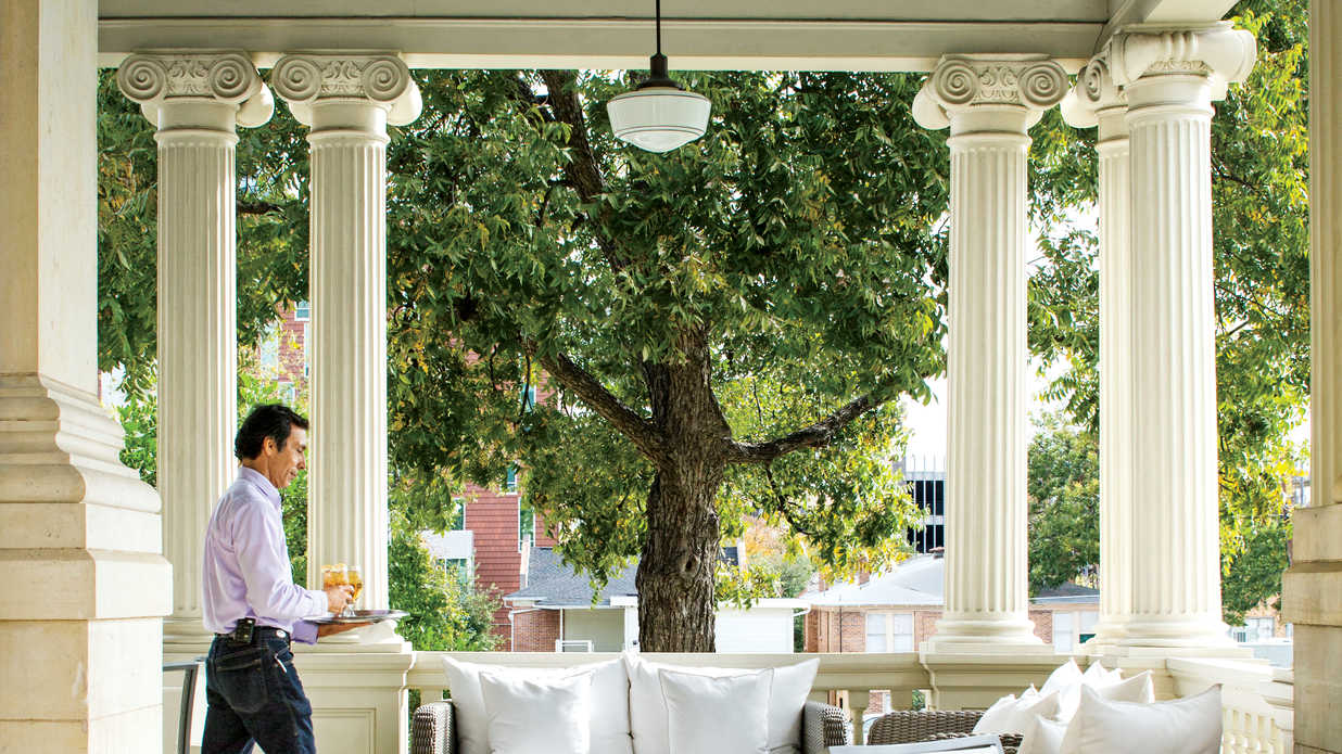 The South's Best New Hotels 2014