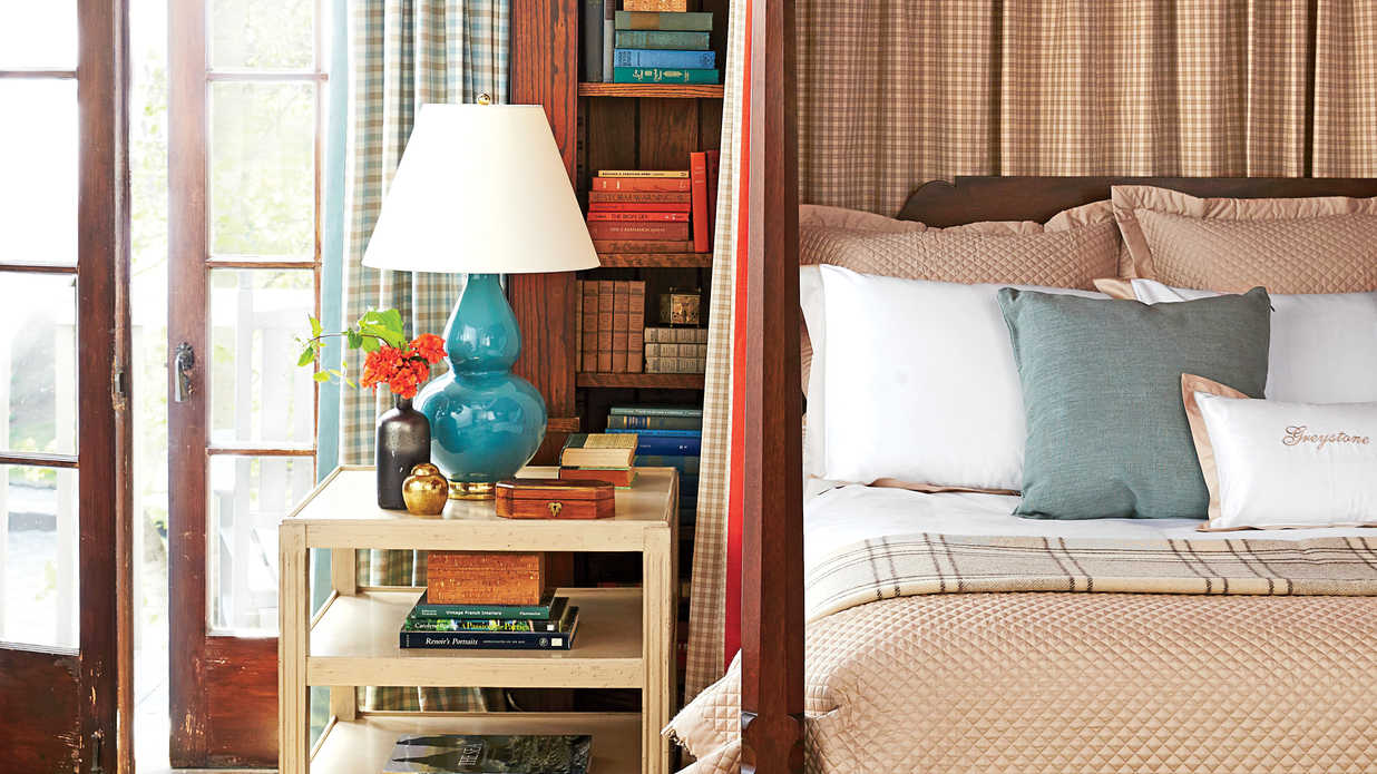 A Cozy Makeover at The Greystone Inn