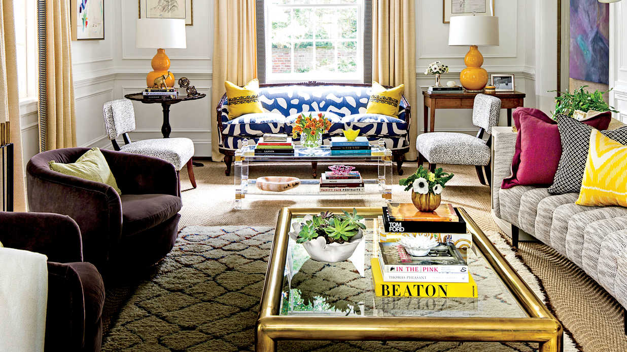 Bold Decorating Ideas - Southern Living