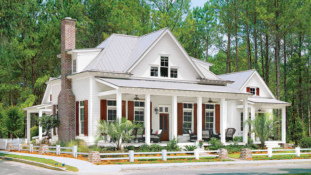 Cottage of the year 2016 best selling house plans for Best southern house plans