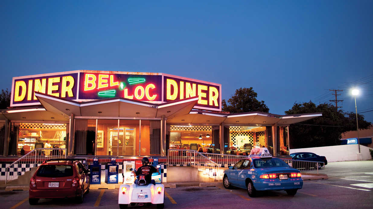 Secrets of the South's Best Diners