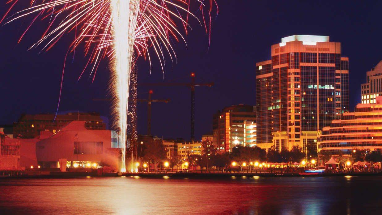Experience America's Waterfront