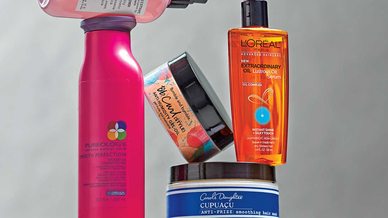 The Southern Living Guide to Fighting Frizz