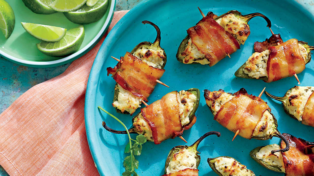 Festive, No-Fuss 4th of July Appetizers