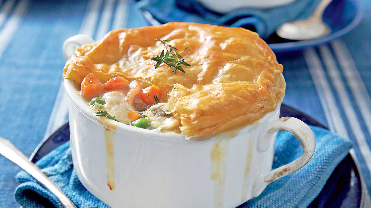 Pot Pie Recipes