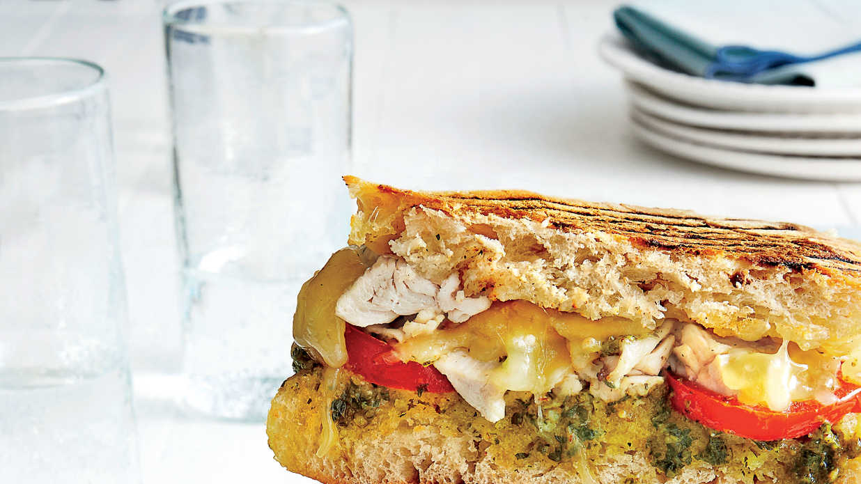 Oh-So-Good Panini Recipes