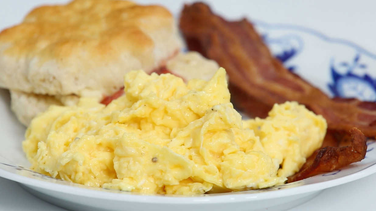 How To Make Scrambled Eggs Southern Living
